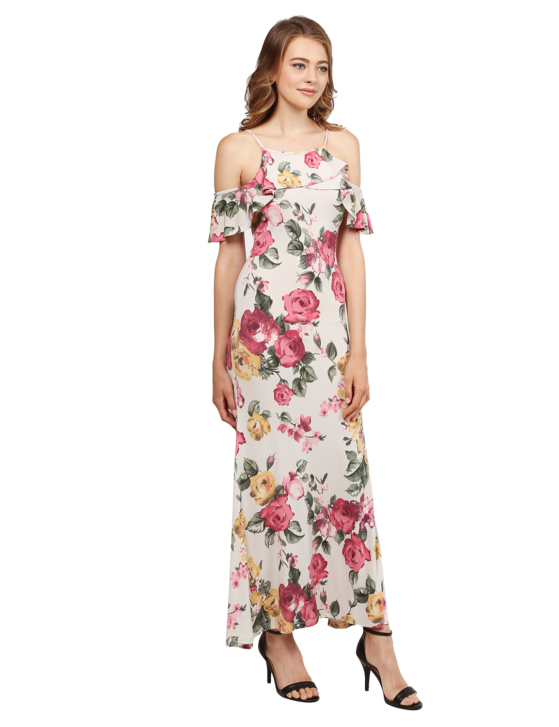 Beach Wedding Guest Dresses With Sleeves | perlabook.com