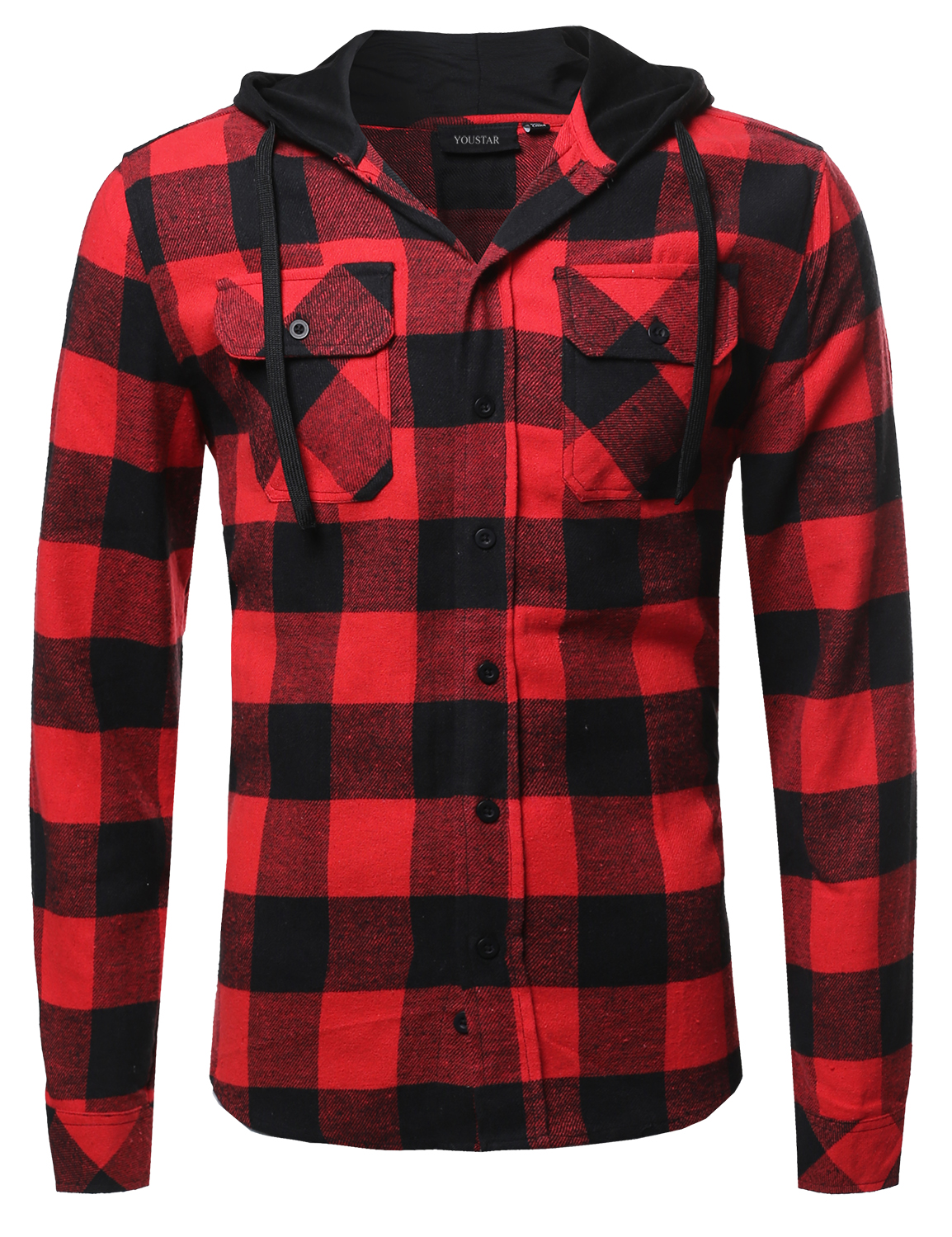 Men's Flannel Plaid Checkered Long Sleeve Shirt Hoodie With Front Pockets. from $ 27 99 Prime. out of 5 stars Timeson. Women's Long Sleeve Shirt V Neck Pullover Plaid Lightweight Thin Sweatshirt Hoodie with Pocket. from $ 21 99 Prime. out of 5 stars DJT. Women's Funnel Neck Check Contrast Pullover Hoodie Top.