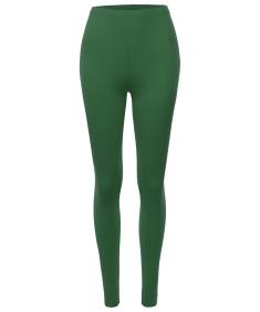 Women's Basic Premium Soft Leggings (S~3XL)