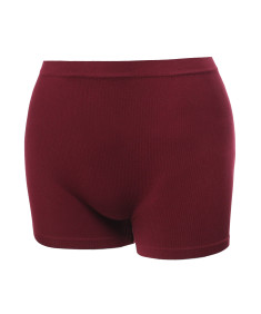 Women's Bike Seamless Yoga Stretch Boyshorts