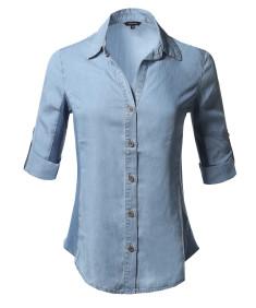2e3e8a1708e Women's Shirts & Blouses | LADIES Casual Modern Fashion - Save 20 ...