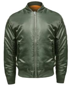 Men's MA-1 Original Inspired Heavyweight Jacket