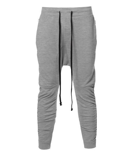 Men's Baggy Harem Sportswear Jogger Pants