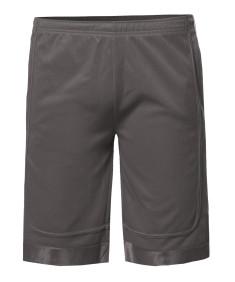 Men's Athletic Basketball Double-Stitched Side Pokets Shorts
