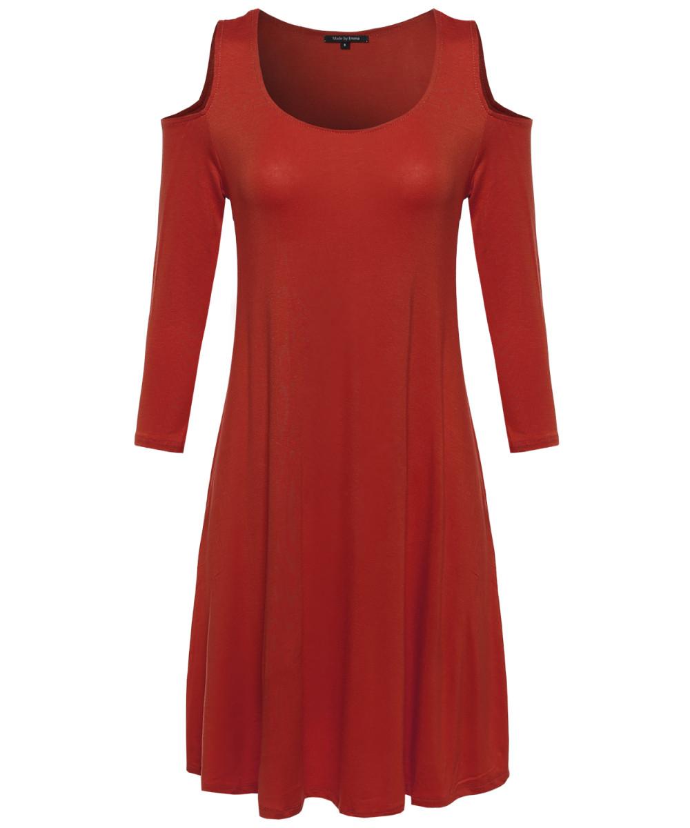 Mini Jersey Dress