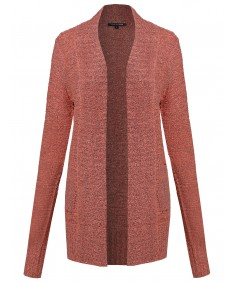Women's Chunky Knit Long Cardigan