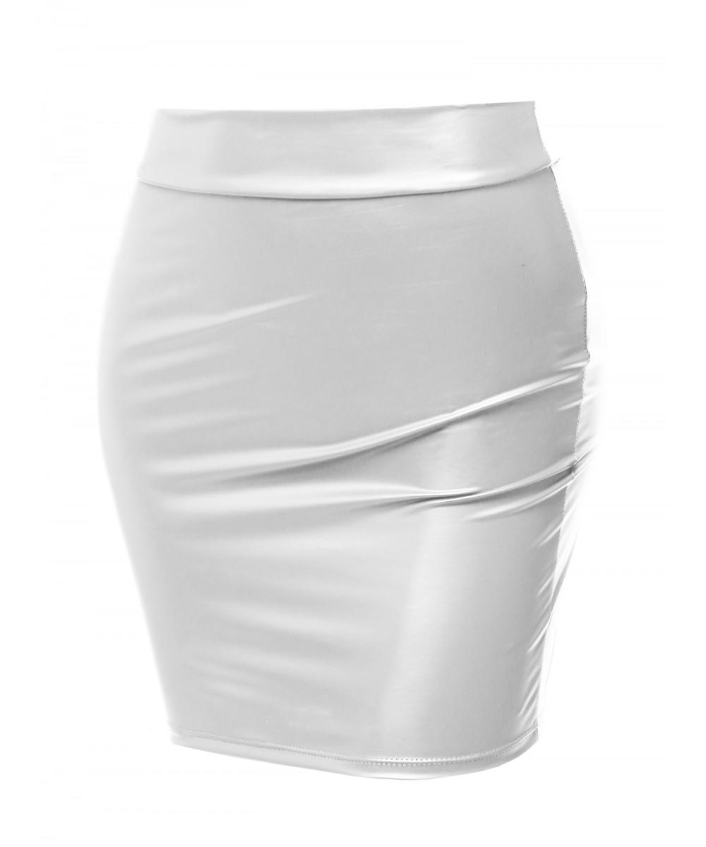 9327728ae3 Grey Mini Pencil Skirt – DACC