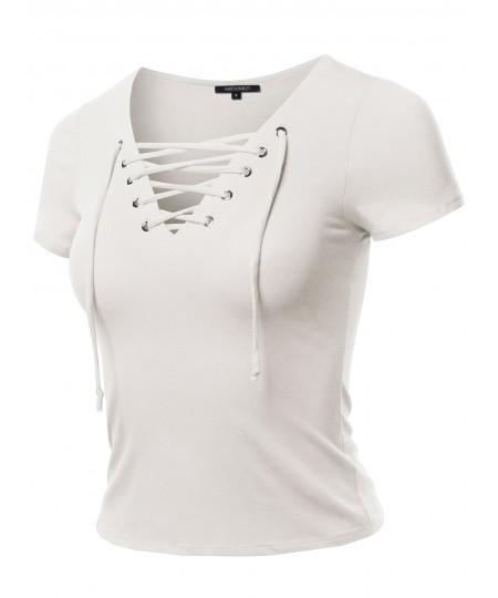 Women's Casual Fashion Crop Top