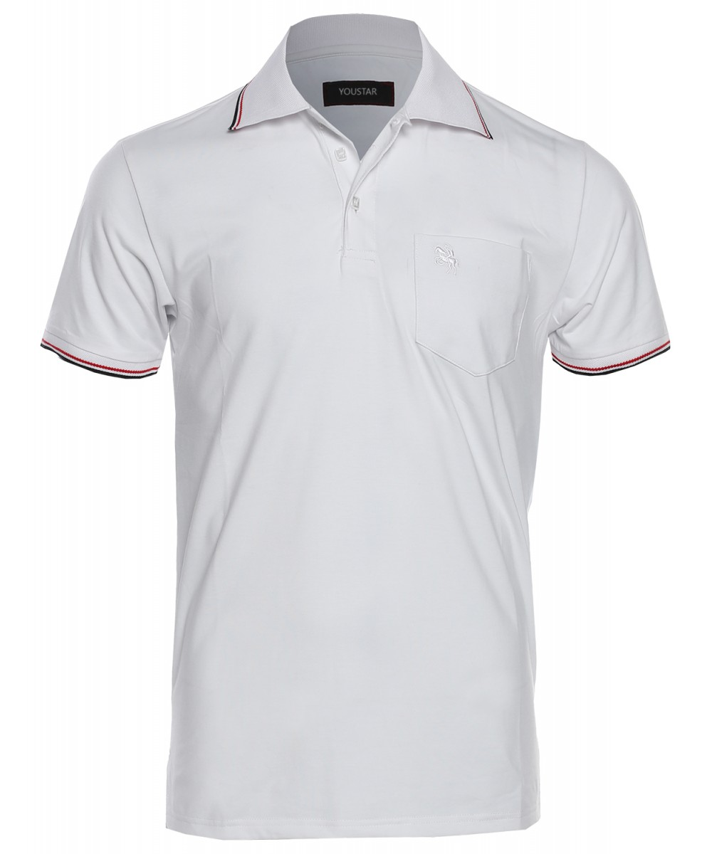 f9fdf4a95c5 Youstar Men s Collared Polo T-Shirt in Various Colors and Styles ...