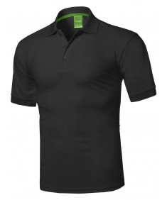 Men's Men's Atheltic Short-Sleeve Collared Golf Polo Shirt