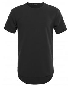 Men's Basic Crewneck Short Sleeve T-Shirt