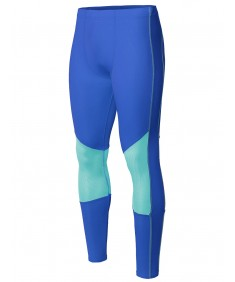 Men's Athletic Compression Base Under Layer Fitness Tight Pant