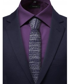 Men's Smart Casual Knit Patterend Neck Tie