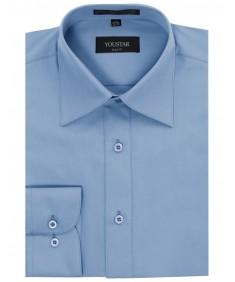 Men's Slim Fit Dress Shirt