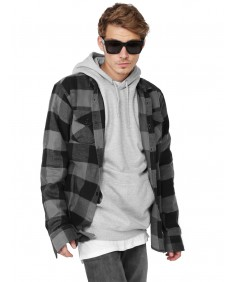 Men's Flannel Plaid Checkerd Long Sleeve Tshirts