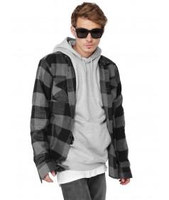 Men's Flannel Plaid Checkerd Long Sleeve Tshirts