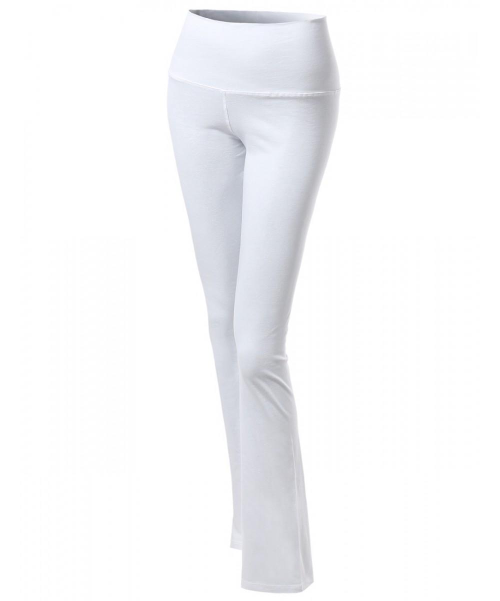 3cfbbdd996 White Yoga Pants Women - Best Style Pants Man And Woman