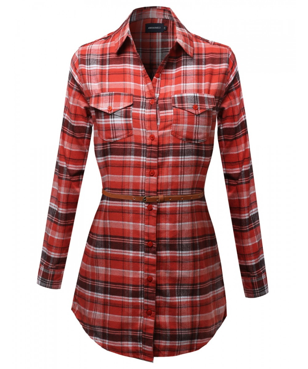 Own the room in a cute vintage-style Plaid Shirts for Women. Shop ModCloth's collection & find your new closet staple today! Cream Shirts for Women Crop Tops & Cardigans Flannel Shirts for Women Halloween Shirts and Tops Halloween Sweaters Halloween Sweatshirts Plaid Shirts for Women Life's Too Short for Boring Emails.