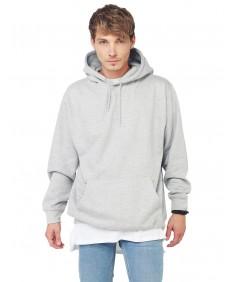 Men's Basic Men's Pullover Hoodie