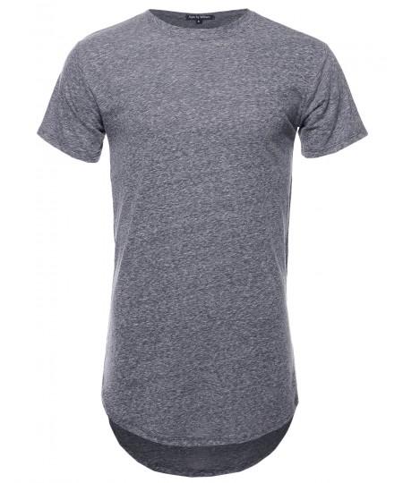 Men's Crewneck Tee Shirt