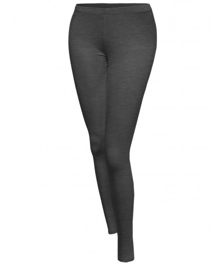Women's Classic and Basic Essential Soft Leggings