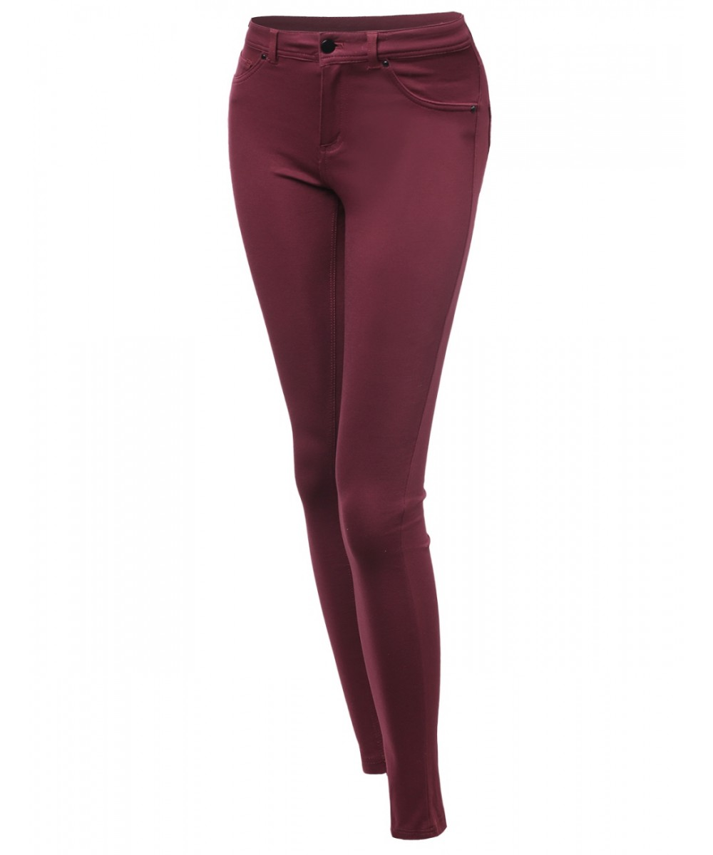 Description. The Details • Knit jegging • Medium wash • Stretch that moves with you Materials & Care • 87% cotton 12% polyester 1% elastane.