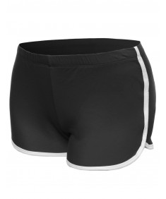 Women's Basic Athletic Sport Cotton Shorts in Various Colors