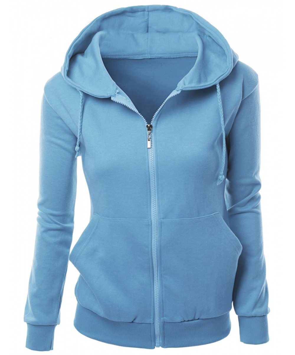 Zip Up Sweaters Womens