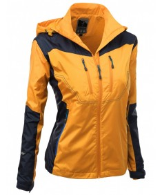 Women's Outdoor Hoodie Windbreaker Jacket