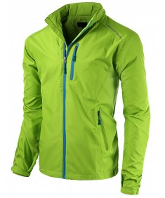 Men's Basic All Outdoor Windbreaker Hoodie Jacket