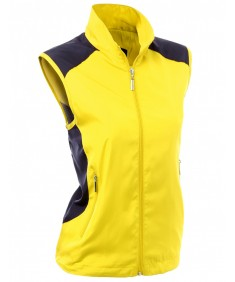 Women's All Weather Proof Comfortable Wear Loose Fit Zipup Vest
