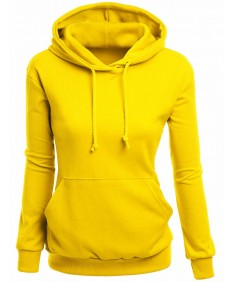 Women's Colorful And Comfortable Simple Design Hoodie Shirt