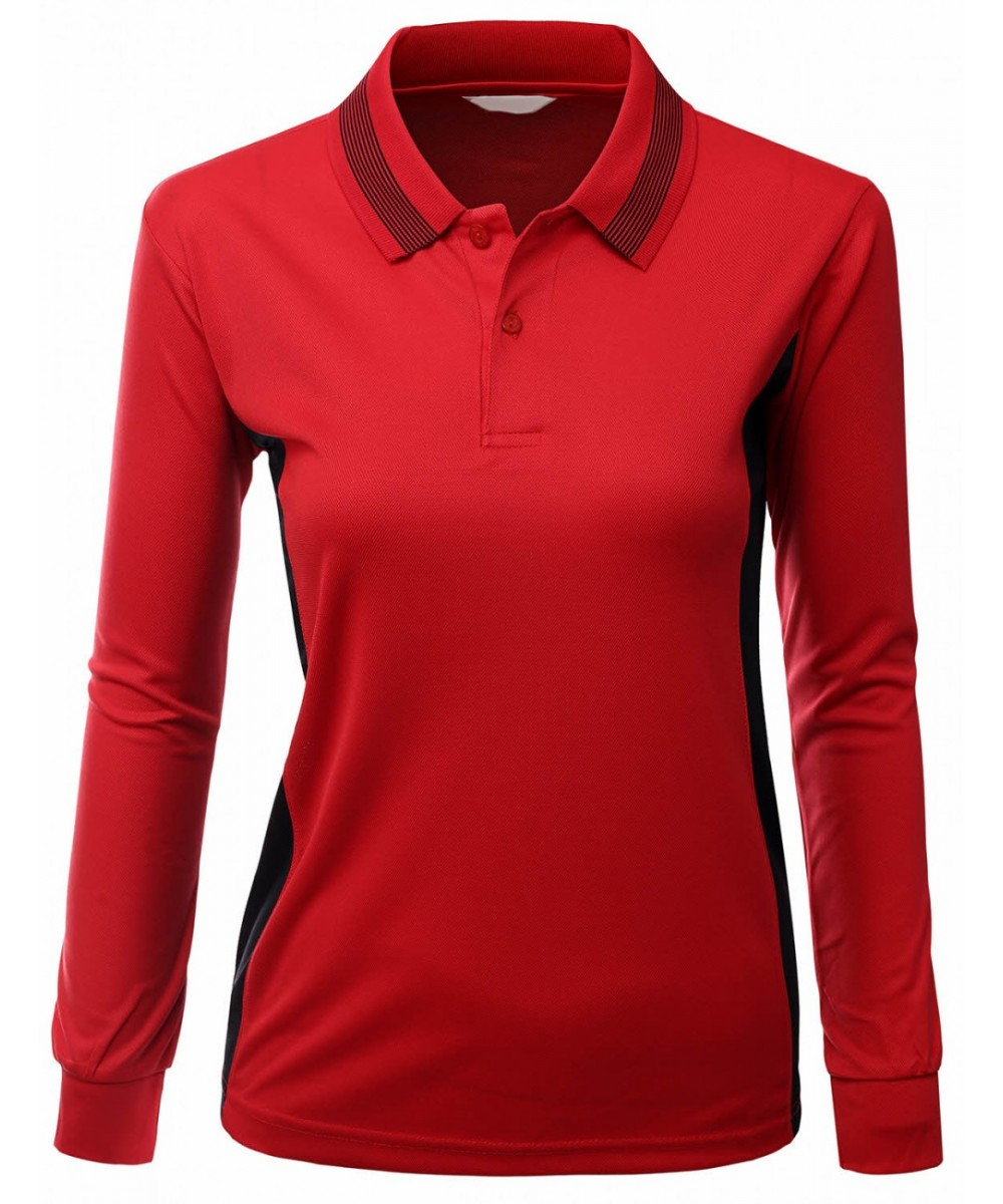 Cool Max Fabric Collar T Shirt With Color Design Fashionoutfit