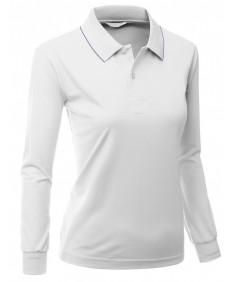 Women's Sporty Women's Pk Long Sleeve T-Shirt