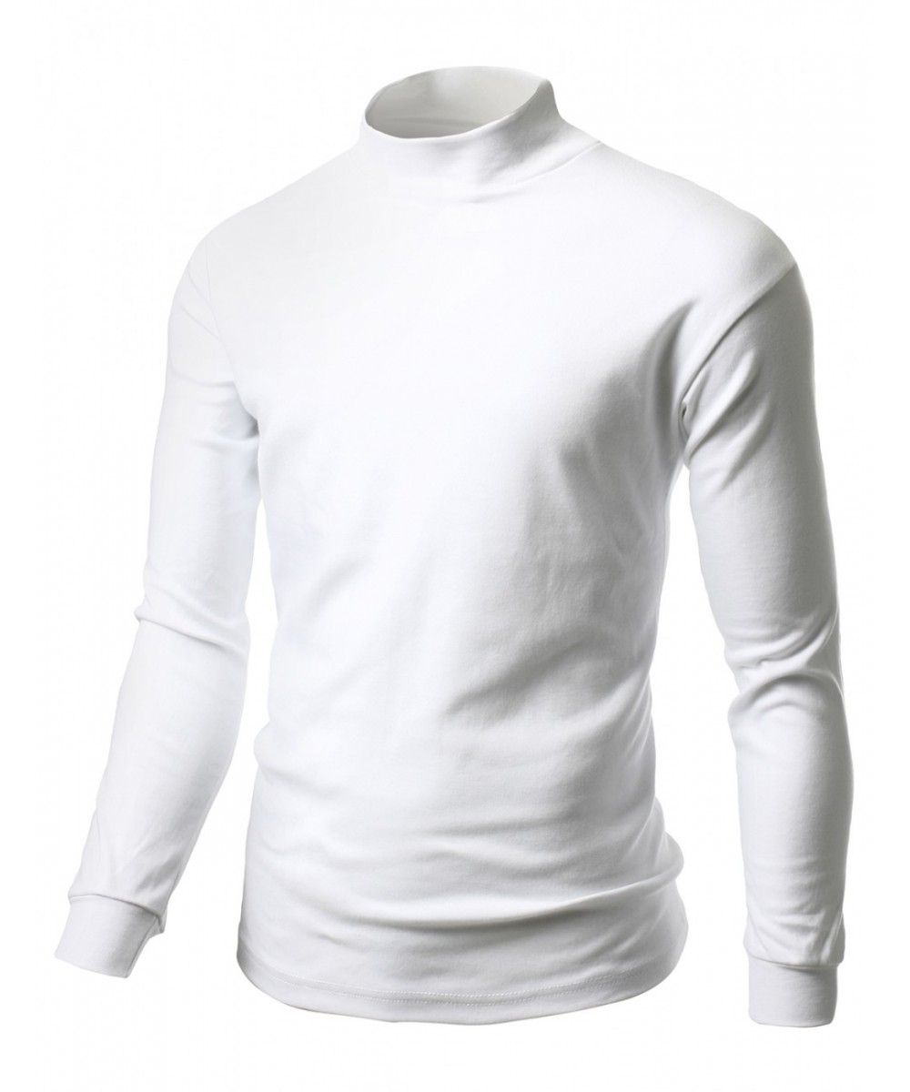 Try our Men's Super-T Mock Turtleneck at Lands' End. Everything we sell is Guaranteed. Period.® Since