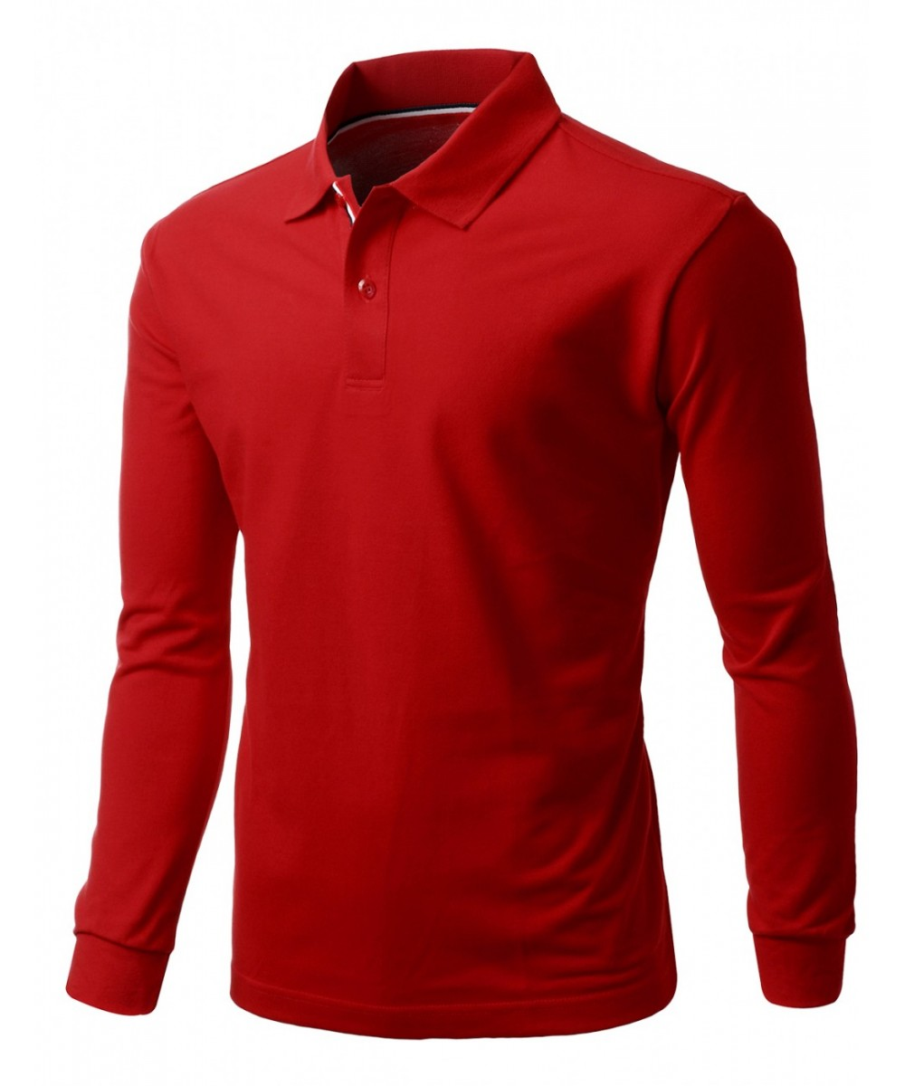 Shop men's long sleeve collared shirts from DICK'S Sporting Goods today. If you find a lower price on men's long sleeve collared shirts somewhere else, we'll match it with our Best Price Guarantee! Check out customer reviews on men's long sleeve collared shirts and save big on a variety of products.