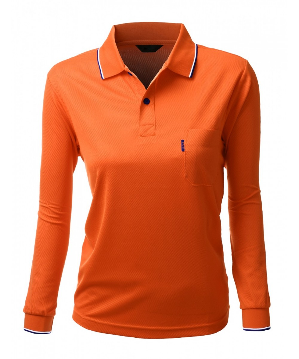 Basic collar polo long sleeve pocket point t shirt for Polo t shirts with pocket online
