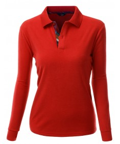 Women's Polapolis Warm Premium Polo T-Shirts