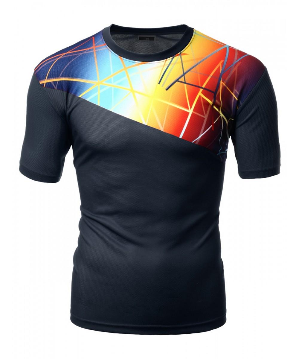 071e3388 Coolever Premium Sporty T-Shirt - FashionOutfit.com