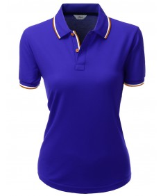 Women's Polo Short Sleeve T-Shirts