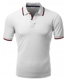 Men's Polo Short Sleeve T-Shirts