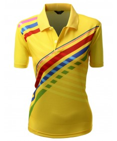 Women's Premium Sportive Polo T-Shirts