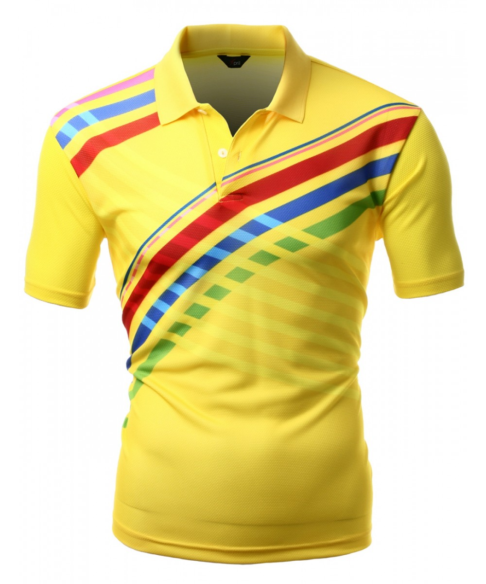 9e0a2e53 Coolever Premium Sporty Polo T-Shirts - FashionOutfit.com