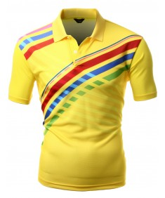 Men's Coolever Premium Sporty Polo T-Shirts
