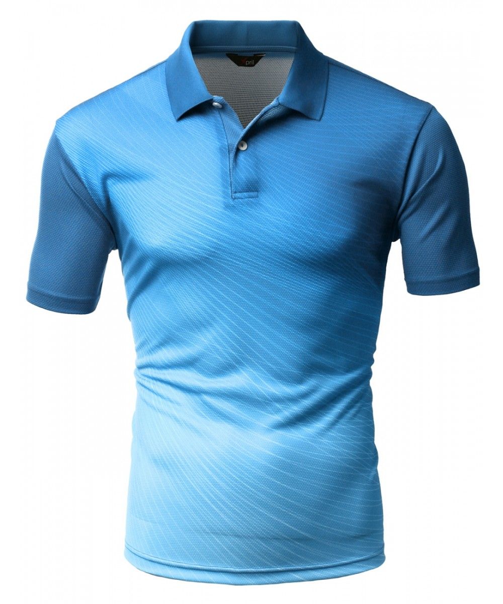 fb60060c Coolever Premium Short Sleeve Polo T-Shirts - FashionOutfit.com