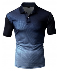 Men's Coolever Premium Short Sleeve Polo T-Shirts