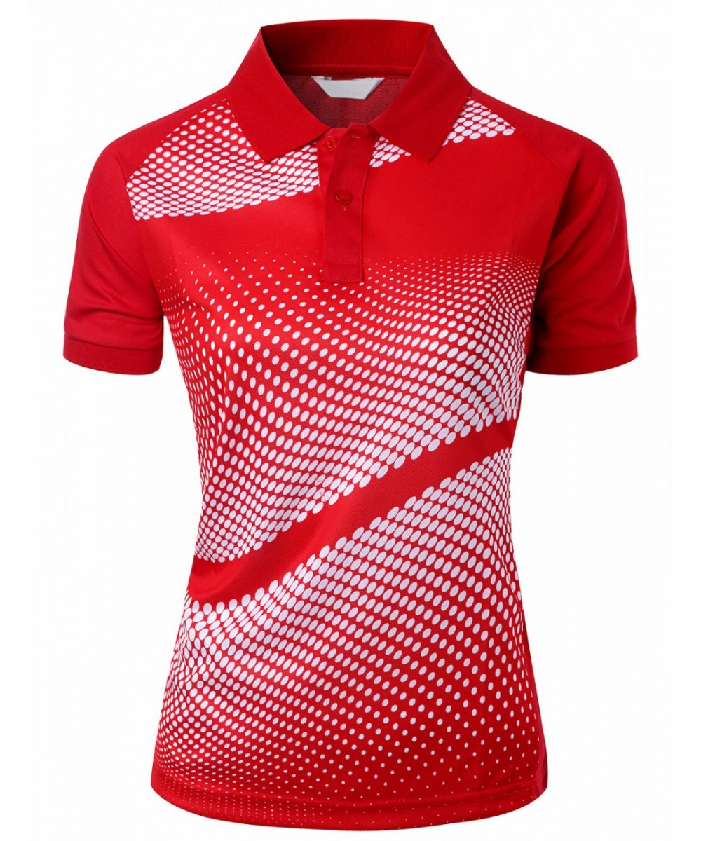 Casual sporty design printed short sleeve collar t shirts for T shirt design sleeve print